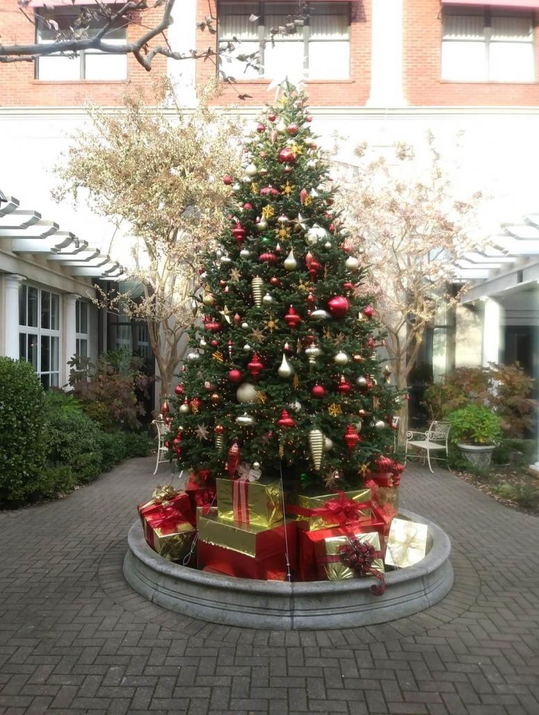 O Henry Hotel tree